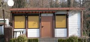 Fertigbau gartenhaus